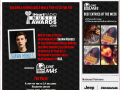 screenshot of live sweepstakes page