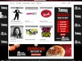 Taco Bell iheart.com homepage takeover
