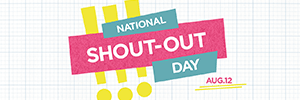 National Shout-Out Day Presented By JCPenney